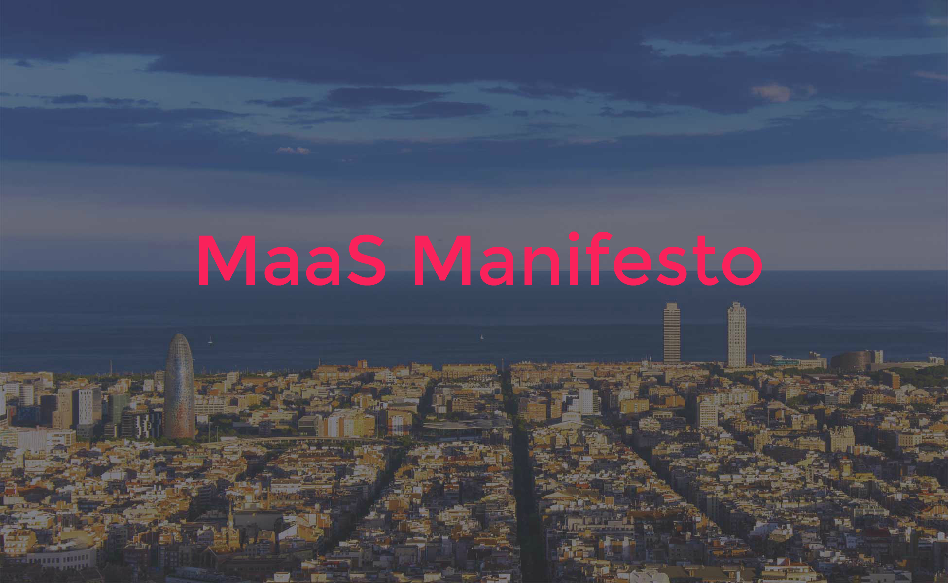 MasS Manifesto